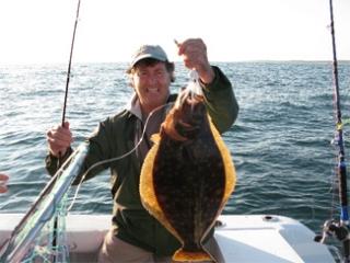Montauk Fluke Fishing