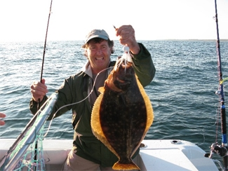 Montauk Fluke Fishing